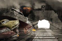 Apocalipse Imagens de Stock
