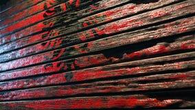 Apocalipse de madeira velho do fundo da textura fotografia de stock