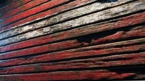 Apocalipse de madeira velho do fundo da textura ilustração do vetor