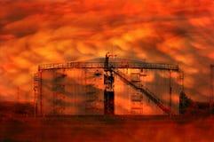 Apocalipsis Foto de archivo libre de regalías
