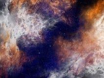 Apocalipsis de la tierra del planeta Fotografía de archivo libre de regalías