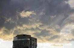 Apocalipsis urbana Fotografía de archivo libre de regalías