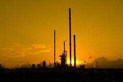 Apocalisse dell'olio Immagini Stock Libere da Diritti