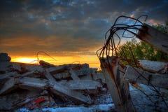apocalypse Lizenzfreie Stockfotografie