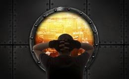 Free Apocalypse, Cataclysm, Catastrophe Concept Stock Photo - 54593990