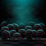 Apocalypse 4 de zombi Image libre de droits