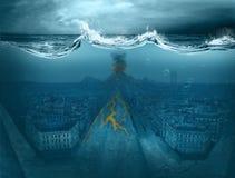 Apocalypse vector illustration