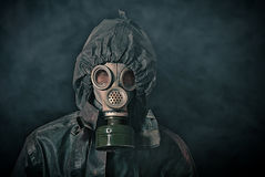 Apocalypse soldier Stock Images