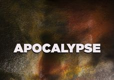 Apocalypsenzeichen lizenzfreie abbildung