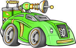 Apocalyptic Car Vehicle Vector Royalty Free Stock Images