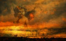 Free Apocalyptic Fantasy Royalty Free Stock Image - 183727186