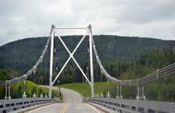 Apoio da ponte Fotografia de Stock