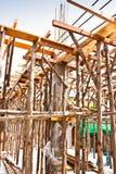 Apoio de madeira. fotos de stock royalty free