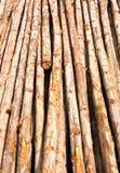 Apoio de madeira. imagem de stock royalty free