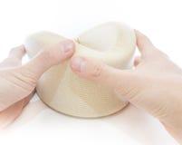 Apoio do pescoço, colar cervical macio Imagens de Stock