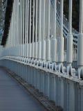 Apoios da ponte Fotografia de Stock Royalty Free