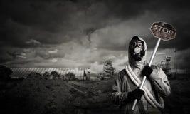 Apokalipsy i katastrofy pojęcie Obraz Royalty Free