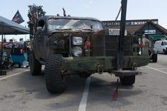 Apokaliptyczny przetrwanie pojazd zdjęcia stock