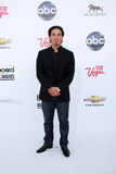 Apolla Anton Ohno arriving at the 2011 Billboard Music Awards Stock Image