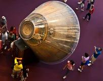 Apollo 11 de Module van het Bevel royalty-vrije stock fotografie