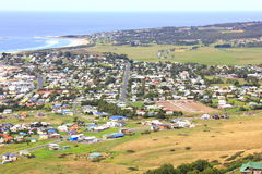 Apollo bay in australia/great ocean road Stock Photos