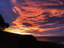 Apollo Bay. Sunrise, Surf Coast, Su Royalty Free Stock Photos