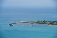 Apollo Bay township Royalty Free Stock Photo