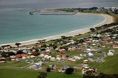 Apollo Bay, Victoria Australia. A shot of an australian bay town Royalty Free Stock Photos