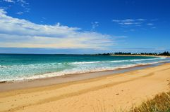Apollo Bay Victoria, Australien Arkivfoton