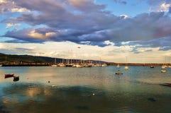 Apollo Bay Victoria, Australien Arkivbild