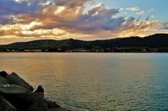Apollo Bay, Victoria, Austrália Foto de Stock Royalty Free