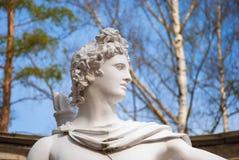 Apollo of Belvedere Stock Images