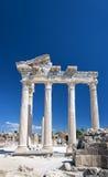 Apollo boczna Świątynia 03 Obrazy Stock