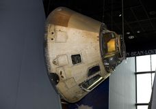 Apollo Command Module Stock Image