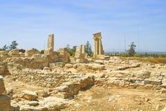 apollo cyprus hylates fördärvar fristaden Arkivfoto