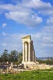 apollo cyprus hylates fördärvar fristaden Royaltyfria Foton