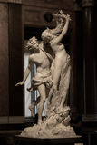 Apollo en Daphne door Gian Lorenzo Bernini Stock Afbeelding