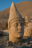 Apollo God head near Mount Nemrut Royalty Free Stock Images