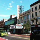Apollo Harlem Stockfotos