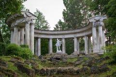 Apollo kolumnada Zdjęcie Stock