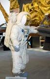 Apollo Lunar Module Astronaut Royalty Free Stock Image
