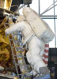 Apollo Lunar Module Astronaut Stock Images
