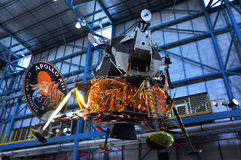 Apollo Lunar Module, Cape Canaveral, Florida Royalty Free Stock Photos