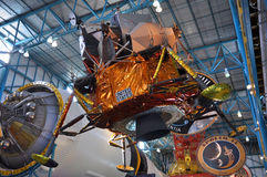 Apollo Lunar Module, Cape Canaveral, Florida Royalty Free Stock Images