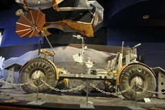 Apollo Lunar Roving Vehicle Royalty Free Stock Photography
