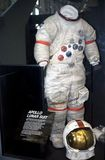 Apollo Lunar Suit Royalty Free Stock Photos