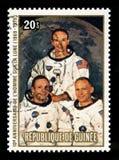 Apollo 11 månelandning Royaltyfri Bild