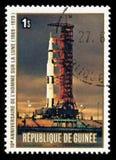 Apollo 11 månelandning Royaltyfria Bilder