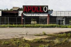 Apollo Mall - centre commercial - New York Photos stock