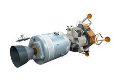 Apollo Module Docking Imagens de Stock Royalty Free